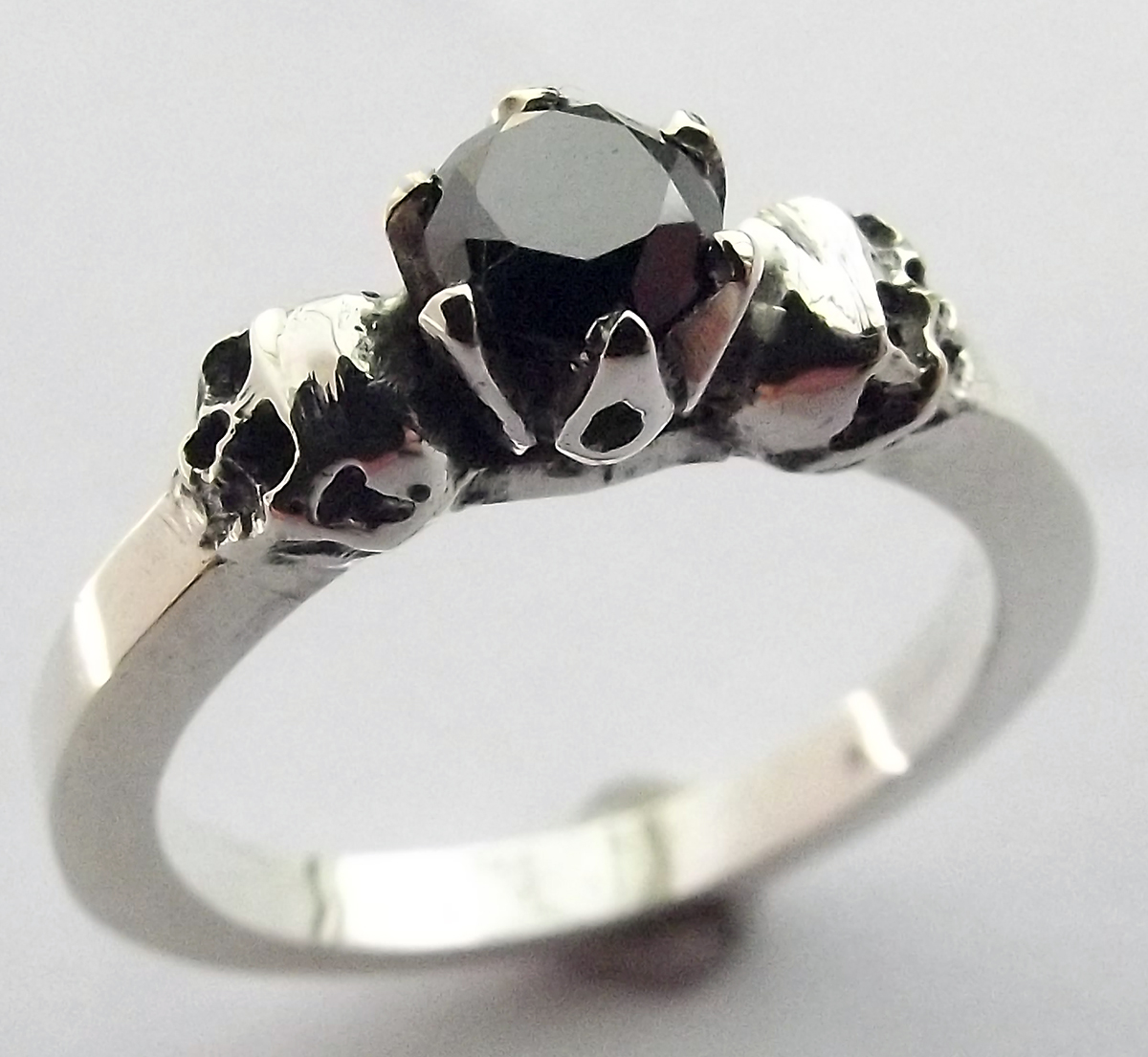 Skull Ring made by Dazzling Jewellers (10)