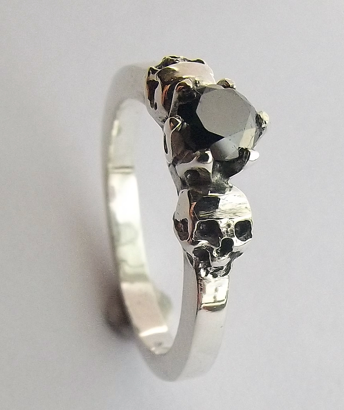 Skull Ring made by Dazzling Jewellers (13)