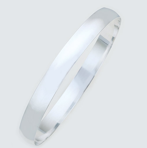 SSBG-001-8 Bangle 8mm wide