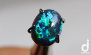 Opal Cabochon sold by dazzling jewellers